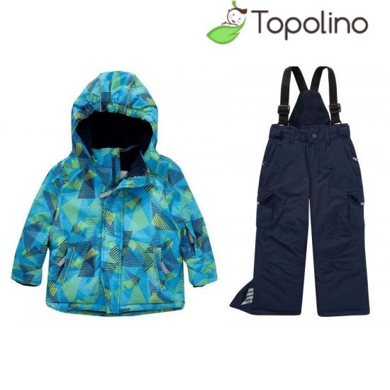 Термокомбинезон Topolino для мальчика. Новая коллекция