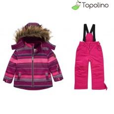 Термо комбинезон Topolino для девочки.