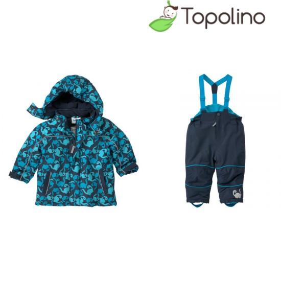 Термокомбинезон для мальчика Topolino