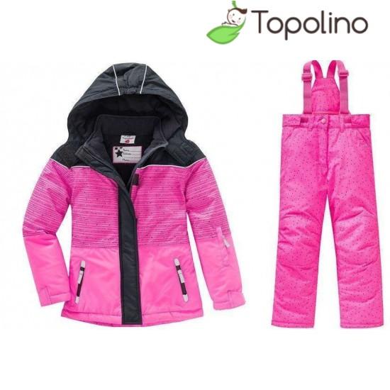 Термокомбинезон Topolino для девочки. Новая коллекция