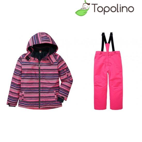 Раздельный термокомбинезон Topolino
